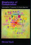 Cover-Bild zu Koch, Christof: Biophysics of Computation