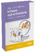 Cover-Bild zu Frei, Christoph: Schulen agil entwickeln