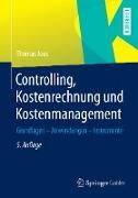 Cover-Bild zu Controlling, Kostenrechnung und Kostenmanagement (eBook) von Joos, Thomas