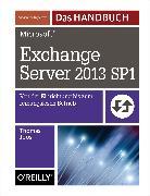 Cover-Bild zu Microsoft Exchange Server 2013 SP1 - Das Handbuch (eBook) von Joos, Thomas