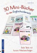 Cover-Bild zu 30 Mini-Bücher für den Englischunterricht von Schirmer, Carolin