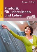 Cover-Bild zu Rhetorik für Lehrerinnen und Lehrer (eBook) von Meyer, Barbara E.