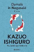 Cover-Bild zu Damals in Nagasaki (eBook) von Ishiguro, Kazuo