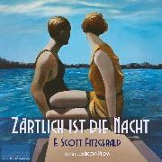Cover-Bild zu Zärtlich ist die Nacht (Audio Download) von Fitzgerald, F. Scott