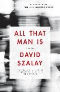Cover-Bild zu Szalay, David: ALL THAT MAN IS -LP