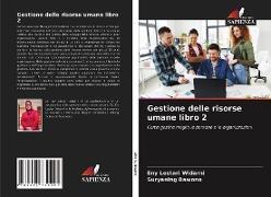 Cover-Bild zu Widarni, Eny Lestari: Gestione delle risorse umane libro 2