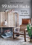 Cover-Bild zu Karlstein, Monica: 99 Möbel-Hacks (eBook)
