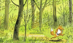 Cover-Bild zu Rodriguez, Béatrice: Der Hühnerdieb