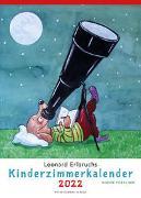 Cover-Bild zu Erlbruch, Leonard: Leonard Erlbruchs Kinderzimmerkalender 2022