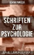 Cover-Bild zu Panizza, Oskar: Schriften zur Psychologie (eBook)