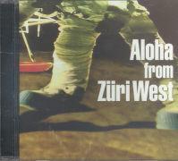 Cover-Bild zu Züri West: Aloha from Züri West