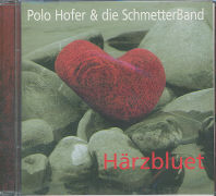 Cover-Bild zu Hofer, Polo (Sänger): Härzbluet