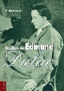 Cover-Bild zu Studien zu Edmund Dulac (eBook) von Krüger, Kristina