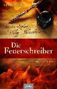 Cover-Bild zu Schmid, Claudia: Die Feuerschreiber (eBook)