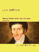 Cover-Bild zu Hoffmann, E. T. A.: Meister Martin der Küfner und seine Gesellen (eBook)