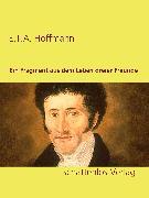 Cover-Bild zu Hoffmann, E. T. A.: Ein Fragment aus dem Leben dreier Freunde (eBook)