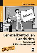 Cover-Bild zu Lernzielkontrollen Geschichte von Körner, Michael