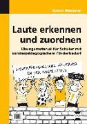 Cover-Bild zu Laute erkennen und zuordnen von Wemmer, Katrin