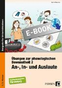 Cover-Bild zu Übungen zur phonologischen Bewusstheit 2 (eBook) von Wemmer, Katrin