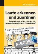 Cover-Bild zu Laute erkennen und zuordnen (eBook) von Wemmer, Katrin