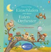 Cover-Bild zu Einschlafen mit dem Eulen-Orchester von Taplin, Sam