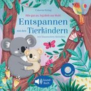 Cover-Bild zu Hör gut zu, leg dich zur Ruh! Entspannen mit den Tierkindern von Taplin, Sam