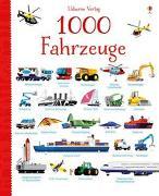 Cover-Bild zu 1000 Fahrzeuge von Taplin, Sam
