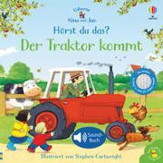 Cover-Bild zu Nina und Jan - Hörst du das? Der Traktor kommt von Taplin, Sam