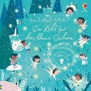 Cover-Bild zu Mein leuchtendes Bilderbuch: Ein Licht für das kleine Einhorn von Taplin, Sam