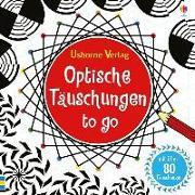 Cover-Bild zu Optische Täuschungen to go von Taplin, Sam