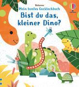 Cover-Bild zu Mein buntes Gucklochbuch: Bist du das, kleiner Dino? von Taplin, Sam