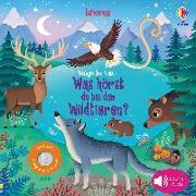 Cover-Bild zu Klänge der Natur: Was hörst du bei den Wildtieren? von Taplin, Sam