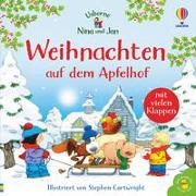 Cover-Bild zu Nina und Jan: Weihnachten auf dem Apfelhof von Amery, Heather