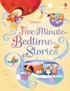 Cover-Bild zu Five-minute Bedtime Stories von Taplin, Sam