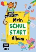 Cover-Bild zu Thißen, Sandy (Illustr.): Das Schulstart-Album: Mein großer Tag - Endlich Schulkind!