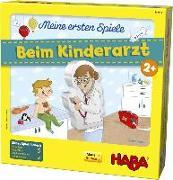 Cover-Bild zu Thißen, Sandy (Illustr.): Meine ersten Spiele - Beim Kinderarzt