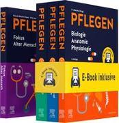 Cover-Bild zu PFLEGEN Lernpaket 2.A. + Fokus Alter Mensch von Menche, Nicole
