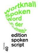 Cover-Bild zu Burki, Matthias (Hrsg.): Wortknall