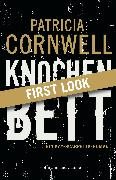 Cover-Bild zu Cornwell, Patricia: XXL-Leseprobe: Cornwell - Knochenbett (eBook)