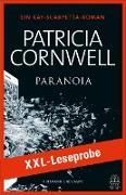 Cover-Bild zu Cornwell, Patricia: XXL-LESEPROBE: Cornwell - Paranoia (eBook)