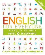 Cover-Bild zu English for Everyone: Nivel 3: Intermedio, Libro de Estudio