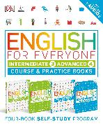 Cover-Bild zu English for Everyone: Intermediate and Advanced Box Set