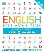 Cover-Bild zu English for Everyone Course Book Level 4 Advanced von DK