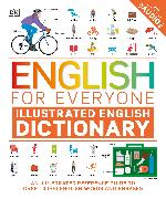 Cover-Bild zu English for Everyone Illustrated English Dictionary with Free Online Audio von DK