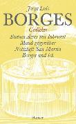 Cover-Bild zu Borges, Jorge Luis: Bd. 7: Gesammelte Werke in zwölf Bänden. Band 7: Der Gedichte erster Teil - Gesammelte Werke in 12 Bänden