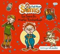 Cover-Bild zu Maar, Paul: Das Sams 4. Ein Sams für Martin Taschenbier
