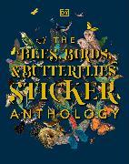 Cover-Bild zu The Bees, Birds & Butterflies Sticker Anthology von DK