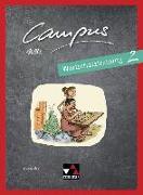 Cover-Bild zu Campus C neu 2 Wortschatztraining von Butz, Johanna