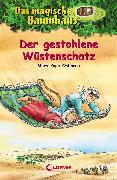 Cover-Bild zu Osborne, Mary Pope: Das magische Baumhaus (Band 32) - Der gestohlene Wüstenschatz (eBook)