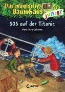 Cover-Bild zu Pope Osborne, Mary: Das magische Baumhaus junior (Band 20) - SOS auf der Titanic